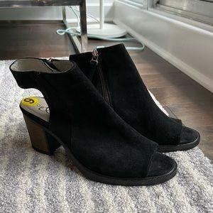 Bos & Co heeled sandal